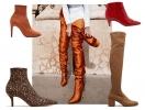 Модные сапоги и ботильоны на осень: какие выбрать и где купить