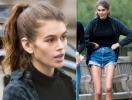 Красивая, но очень худая: длинноногая дочь Синди Кроуфорд продемонстрировала признаки анорексии (ФОТО)