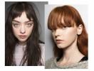 Как выглядит модная челка осенью 2017: выбираем свой вариант