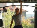 Из котлеты в атлеты: Владимир Зеленский показал стальные мышцы (ФОТО)