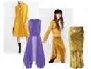 Желтый и ультрафиолет: как одеться в главных цветах Нового года 2018