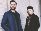 Представители Франции на Евровидении-2018, группа Madame Monsieur, выступили на украинской сцене (ВИДЕО)