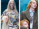 """""""Я художник, я так вижу!"""": модели Gucci вышли на подиум со своими головами в руках"""