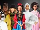 Барби выпустили кукол, на которых будут равняться девочки