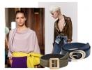 Акцент на пояс этой весной: модный аксессуар — ремень