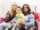 Ирина Билык с мужем и сыном впервые появились вместе на обложке журнала