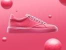 Голландцы сделали обувь из жвачек