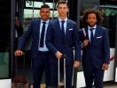 Поклонники футбола ликуют: Криштиану Роналду в Киеве (ВИДЕО)
