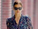 Ирина Шейк в стильном образе была замечена на шопинге (ФОТО)