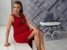 Алена Шоптенко впервые стала мамой (ФОТО)