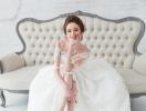 Свадебные прически 2019: самые интересные варианты