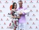 Анастасия Костенко показала впечатляющую фигуру через 6 дней после родов