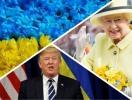 Королева Елизавета II и Дональд Трамп поздравили Украину с Днем независимости