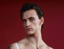 Танцор Сергей Полунин стал лицом рекламной кампании Balmain (ВИДЕО)