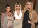 Новое фото дочерей Кайли Дженнер, Ким и Хлое Кардашьян умилило Сеть