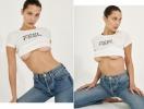 Hot or Not: Белла Хадид снялась топлес в новой рекламной кампании (ГОЛОСОВАНИЕ)