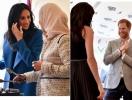 Меган Маркл презентовала книгу в Кенсингтоне: первая речь в качестве герцогини