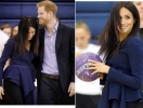Меган Маркл и принц Гарри побывали на церемонии Coach Core Awards и сыграли в нетбол (ФОТО+ВИДЕО)