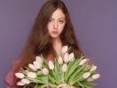 Старшая дочь Оли Поляковой стала лицом подросткового глянца (ФОТО)