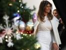 Мелания Трамп похвасталась стройной фигурой на балу в Белом доме (ФОТО)