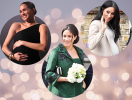 В преддверии вестей о пополнении вспоминаем лучшие образы беременной Меган Маркл (ФОТО)