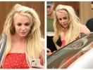 Бритни Спирс на день отпустили из психиатрической больницы (ФОТО)