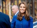 Кейт Миддлтон посетила Сад дикой природы (ФОТО)