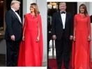 Мелания Трамп появилась на торжественном ужине в платье любимого бренда Меган Маркл (ГОЛОСОВАНИЕ)