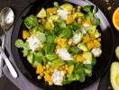 """Салат из зеленых овощей от победителя шоу """"МастерШеф. Профессионалы"""""""