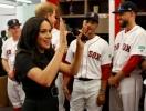 Меган Маркл пришла поддержать принца Гарри на бейсбольном матче: как сейчас выглядит герцогиня (ФОТО)