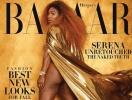 Без ретуши и о сексизме: Серена Уильямс стала героиней Harper´s Bazaar (ФОТО)