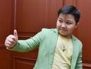 """Максим Ержан представит Казахстан на детском """"Евровидении"""""""