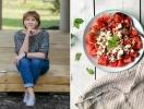 Худеем вкусно: салат с арбузом и фетой от диетолога Светланы Фус