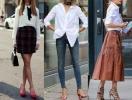 Белая рубашка: как и с чем носить самую базовую вещь осеннего гардероба
