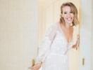 Оголенная спина и длинный шлейф: разбираем свадебный образ Ксении Собчак