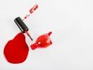 Красный маникюр: новые варианты дизайна ногтей