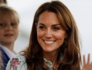 СМИ: принцесса Шарлотта рассказала о новой беременности Кейт Миддлтон?