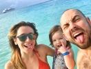 Телеведущий Андрей Бедняков показал поклонникам редкие семейные фото