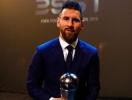 """Капитан """"Барселоны"""" Лионель Месси в шестой раз назван лучшим футболистом по версии """"FIFA"""""""