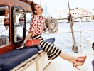 Сердце просится в моря: современно внедряем морской стиль одежды в свой гардероб