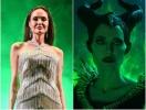 """Блестящий наряд: Анджелина Джоли на премьере фильма """"Малефисента: Владычица тьмы"""" в Токио"""