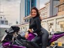 Известная мотоблогерша Елена Кузавини погибла в ДТП под Киевом (ФОТО)