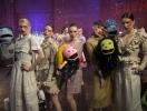 """В платьях от Dior и с куклами-двойниками: как """"Топ-модели по-украински"""" по опере гуляли (ФОТОРЕПОРТАЖ)"""