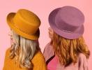 ТОП-5 трендов женских головных уборов