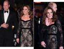Кейт Миддлтон и принц Уильям появились на шоу Royal Variety Performance в Лондоне (ФОТО)
