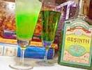 Модный напиток: зеленый волшебник абсент