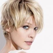 Прически для коротких волос: как создать объем