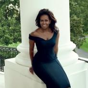 Мишель Обама появилась на обложке Vogue:
