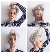 Стрижка пикси: новый тренд 2017, который идеально подойдёт тем, у кого короткие волосы (фото)