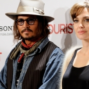 Додружились: дети Анджелины Джоли называют папой Джонни Деппа